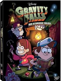 Gravity Falls (2ª Temporada) - Poster / Capa / Cartaz - Oficial 5