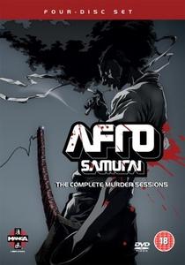 Afro Samurai - Poster / Capa / Cartaz - Oficial 2