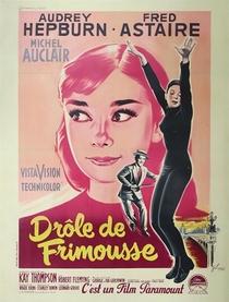 Cinderela em Paris - Poster / Capa / Cartaz - Oficial 16