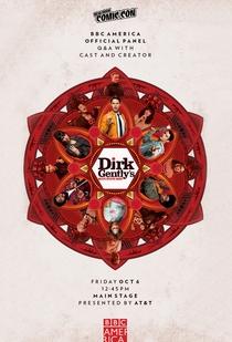 Dirk Gently's Holistic Detective Agency (2ª Temporada) - Poster / Capa / Cartaz - Oficial 1