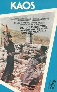 Kaos - Poster / Capa / Cartaz - Oficial 3
