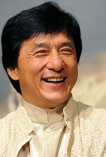 Jackie Chan (I) - Poster / Capa / Cartaz - Oficial 5