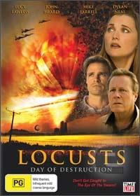 Locusts - O Dia da Destruição - Poster / Capa / Cartaz - Oficial 1