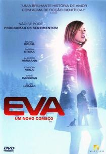 Eva - Um Novo Começo - Poster / Capa / Cartaz - Oficial 4