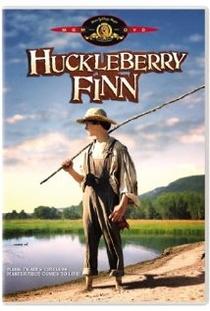 As aventuras de Huckleberry Finn - Poster / Capa / Cartaz - Oficial 2