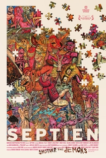 SEPTIEN - Poster / Capa / Cartaz - Oficial 2