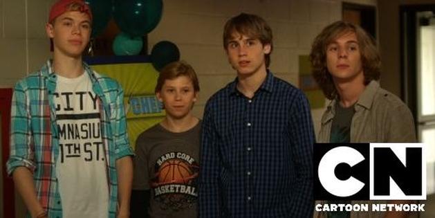 Contest: Cartoon Network combate o bullying com filme original - ANMTV