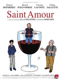 Saint Amour: Na Rota do Vinho - Poster / Capa / Cartaz - Oficial 1