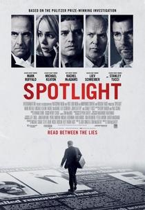 Spotlight - Segredos Revelados - Poster / Capa / Cartaz - Oficial 2