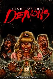 A Noite dos Demônios - Poster / Capa / Cartaz - Oficial 4