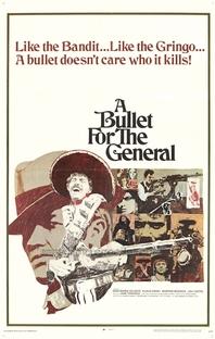 Uma Bala Para o General - Poster / Capa / Cartaz - Oficial 4