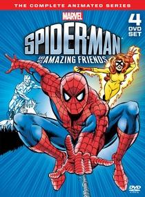 Homem Aranha e Seus Incríveis Amigos (3ª Temporada) - Poster / Capa / Cartaz - Oficial 1