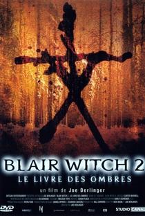 Bruxa de Blair 2: O Livro das Sombras - Poster / Capa / Cartaz - Oficial 3