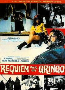 Requiem por um Gringo - Poster / Capa / Cartaz - Oficial 3