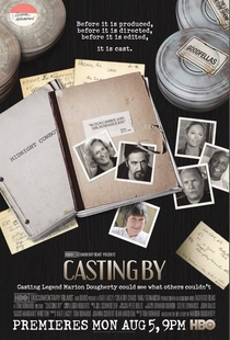 Casting By - Poster / Capa / Cartaz - Oficial 1