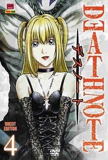 Death Note (1ª Temporada) - Poster / Capa / Cartaz - Oficial 38