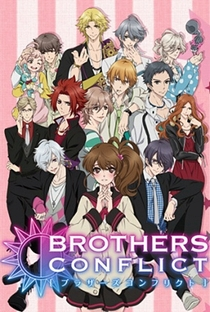 Brothers Conflict - Poster / Capa / Cartaz - Oficial 3