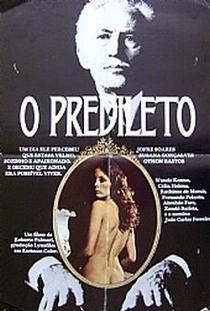 O Predileto - Poster / Capa / Cartaz - Oficial 1