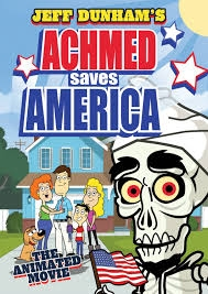 Achmed Saves America  - Poster / Capa / Cartaz - Oficial 1