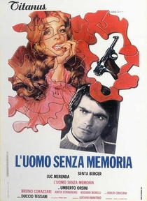 Homem Sem Memória - Poster / Capa / Cartaz - Oficial 2