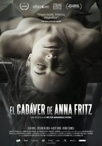 O Cadáver de Anna Fritz - Poster / Capa / Cartaz - Oficial 4