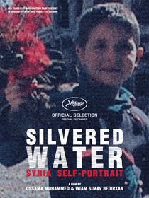 Água prateada, um autorretrato da Síria - Poster / Capa / Cartaz - Oficial 3