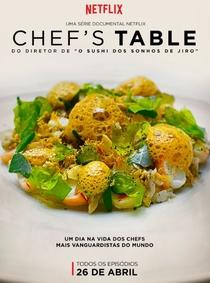 Chef's Table (1ª Temporada) - Poster / Capa / Cartaz - Oficial 4