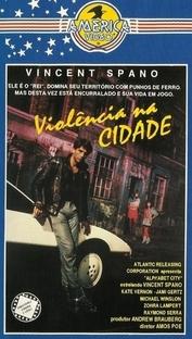 Violência na Cidade - Poster / Capa / Cartaz - Oficial 2