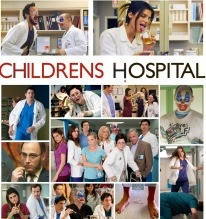 Childrens Hospital (2ª Temporada) - Poster / Capa / Cartaz - Oficial 1