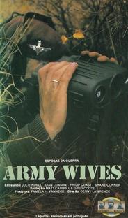 Esposas da Guerra - Poster / Capa / Cartaz - Oficial 1
