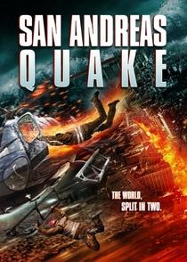San Andreas Quake - Poster / Capa / Cartaz - Oficial 1