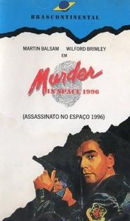 Assassinato no Espaço - Poster / Capa / Cartaz - Oficial 1