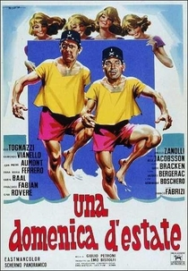Um Domingo no Verao - Poster / Capa / Cartaz - Oficial 1