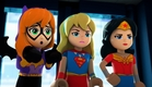 LEGO® DC SUPER HERO GIRLS: BRAIN DRAIN Trailer