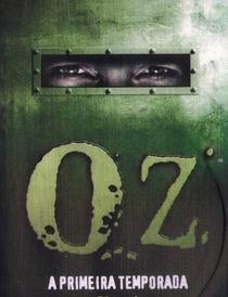 Oz (1ª Temporada) - Poster / Capa / Cartaz - Oficial 1