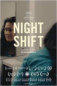 Night Shift - Poster / Capa / Cartaz - Oficial 1