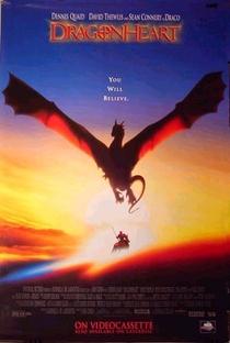 Coração de Dragão - Poster / Capa / Cartaz - Oficial 2