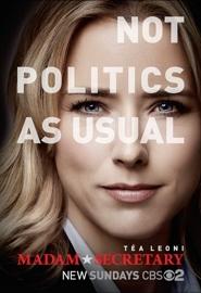 Madam Secretary (1ª Temporada) - Poster / Capa / Cartaz - Oficial 1