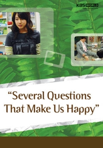 Several Questions That Make Us Happy  - Poster / Capa / Cartaz - Oficial 1