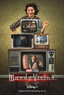 WandaVision - Poster / Capa / Cartaz - Oficial 7