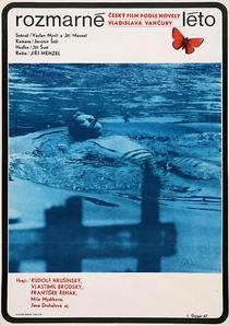Capricious Summer - Poster / Capa / Cartaz - Oficial 1