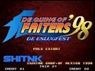 The King of Fighters '98 - Live Action (De Quing Of Faiters ´98 - De Eslugfest)
