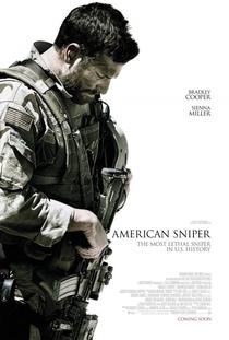 Sniper Americano - Poster / Capa / Cartaz - Oficial 2
