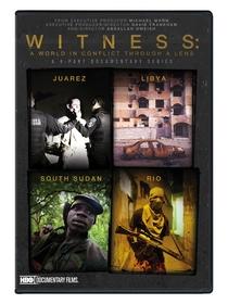 Witness - Poster / Capa / Cartaz - Oficial 1