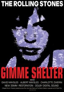 Gimme Shelter - Poster / Capa / Cartaz - Oficial 3
