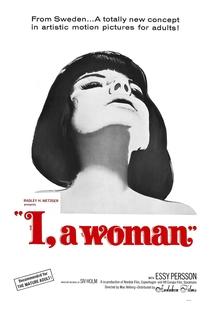 Eu, Mulher - Poster / Capa / Cartaz - Oficial 1