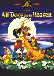 Todos os Cães Merecem o Céu - Poster / Capa / Cartaz - Oficial 1