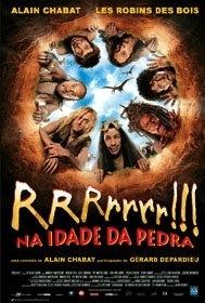 RRRrrrr!!! - Na Idade da Pedra - Poster / Capa / Cartaz - Oficial 2