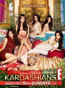 Keeping up with the Kardashians (6ª temporada) - Poster / Capa / Cartaz - Oficial 2