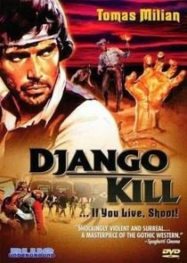 Django Vem para Matar - Poster / Capa / Cartaz - Oficial 3